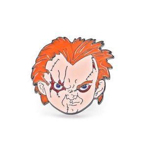 Child's Play Good Guys Chucky Enamel Pin 🔪